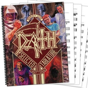 Death Tablature Book